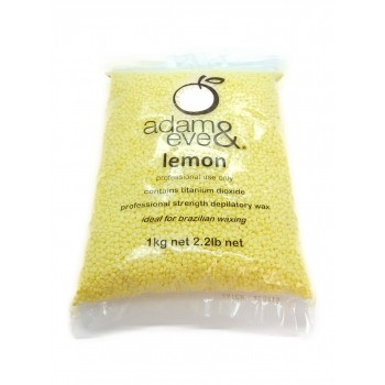1 Kilo Lemon Shape Hot Wax (Adam & Eve)