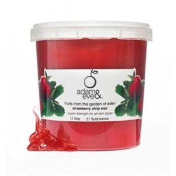 1 Kilo Strawberry Strip Wax (Adam & Eve)