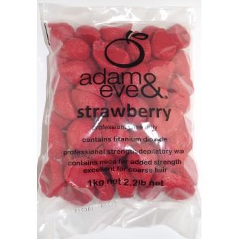 12 x 1 Kilo Strawberry Shape Hot Wax (Adam & Eve)