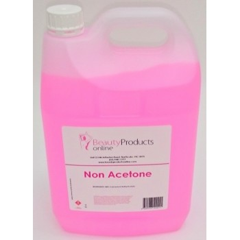 Non-acetone Nail Polish Remover- 5Ltr – Beauty Products Online