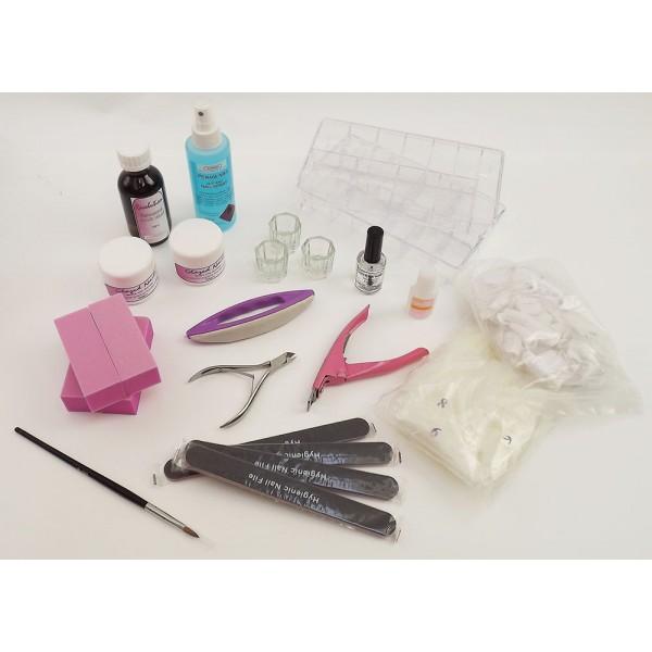 Nail Technology (Acrylic) Kit