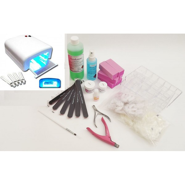 Nail Technology (Professional Gel) Kit