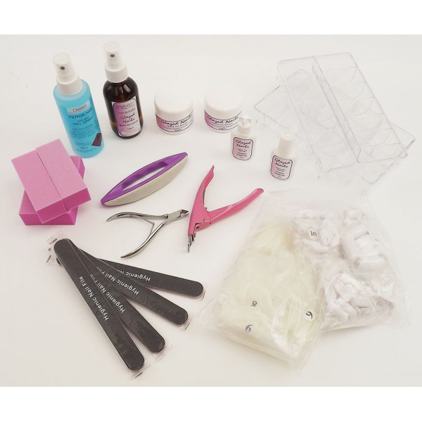 Nail Technology (Quick Dip) Kit